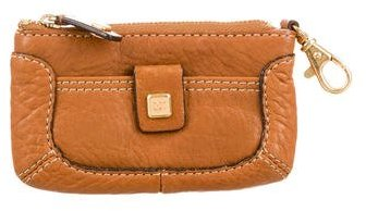 MICHAEL Michael Kors Michael Kors Collection Leather Coin Pouch