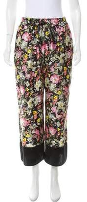 3.1 Phillip Lim Silk High-Rise Wide-Leg Pants