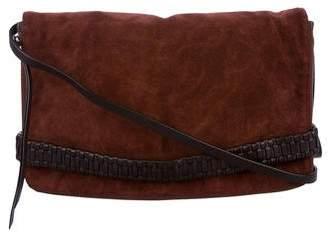 AllSaints Large Club Convertible Crossbody Bag