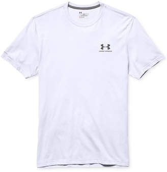 Under Armour Men's Charged Cotton Short Sleeve Shirt