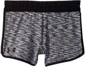 Under Armour Kids Record Breaker Shorts Girl's Shorts