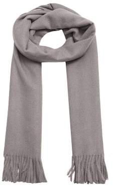 MANGO Violeta BY Fringed edge scarf