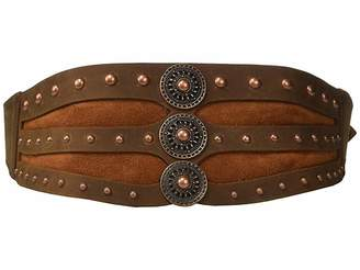 Leather Rock Stella Belt