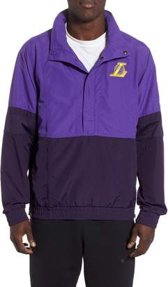 Nike Los Angeles Lakers Courtside Warm-Up Jacket