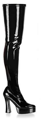 Pleaser USA Women's Electra-3000Z/B Boot
