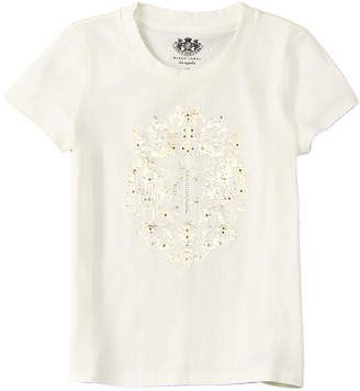 Juicy Couture Ornate Crest T-Shirt