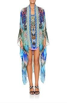 Camilla Freedom Flight Layer With Kimono Collar