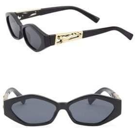 Jordan Askill x Le Specs Luxe Petit Panthere Sunglasses/53MM