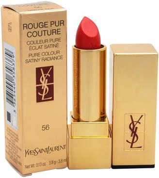 Saint Laurent .13Oz Orange Indie Rouge Pur Couture Pure Colour Satiny Radiance Lipstick