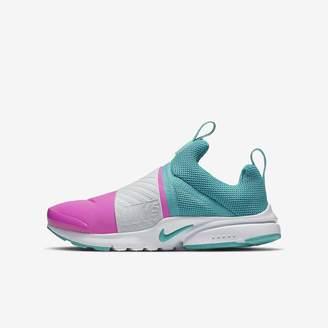 Nike Big Kids' Shoe Presto Extreme
