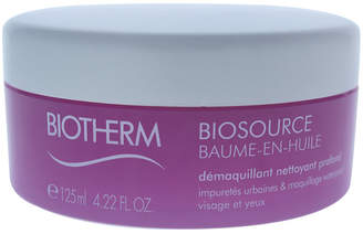 Biotherm 4.22Oz Biosource Balm-To-Oil Deep Cleanser & Make-Up Remover