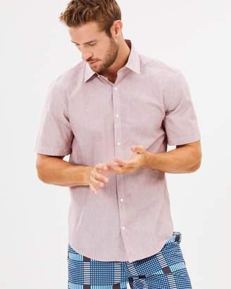 Cerruti Short Sleeve Dress Shirt