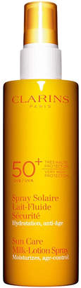 Clarins Sunscreen Care Milk-Lotion Spray Very High Protection UVB/UVA 50+ 150ml