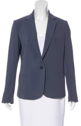 Theory Notch-Lapel Tailored Blazer