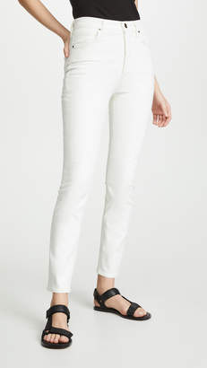 Gold Sign The High Rise Slim Jeans
