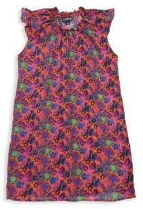 Vilebrequin Little Girl's& Girl's Floral Coverup