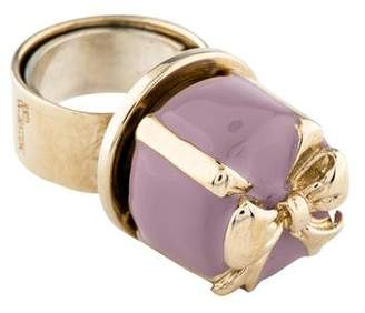 RED Valentino Gift Box Cocktail Ring