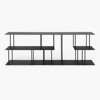 abcDNA Helix Steel Console Black