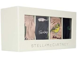 Stella McCartney 7 Pack Knickers Of The Week Bikini Briefs