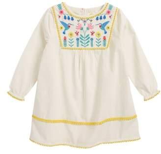 Boden Mini Pretty Embroidered Caftan