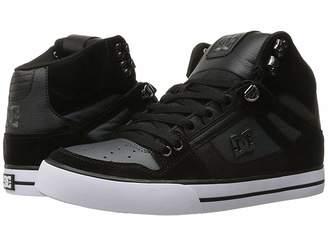 DC Spartan High WC SE Men's Skate Shoes