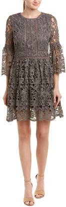 J.o.a. . Lace A-Line Dress