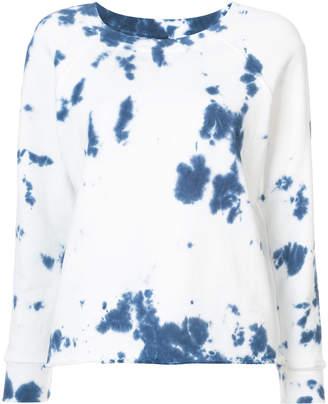 NSF tie dye sweater