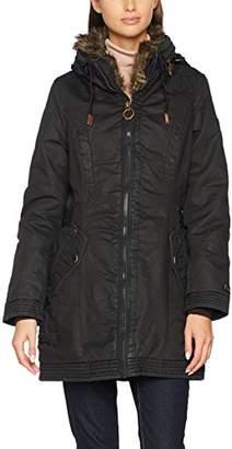 Khujo Women's Ajla Jacket, (Black 200)