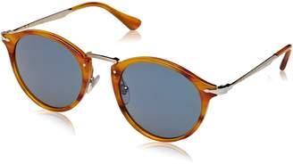 Persol Men's Calligrapher PO3166S-960/56-51 Clubmaster Sunglasses
