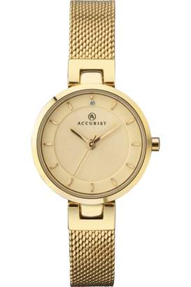 Accurist Womens' Mesh Bracelet Watch 8251