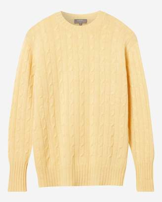 e20bc966a Mens Neck Jumper Yellow - ShopStyle UK
