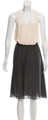 Ulla Johnson Silk Midi Dress