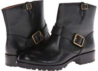 Marc by Marc Jacobs Buckle Moto Boot $348 thestylecure.com