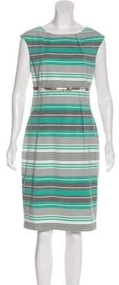 Calvin Klein Knee-Length Print Dress