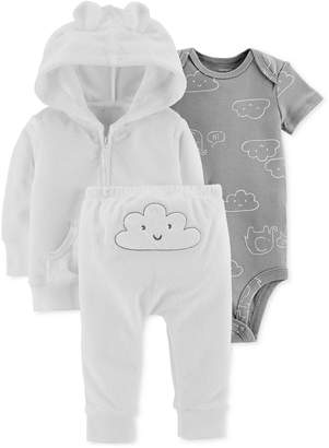 6e479755222 Carter s Carter Baby Boys   Baby Girls 3-Pc. Jacket