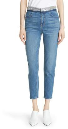IRO Jones Crop Jeans