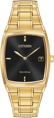 Citizen 44mm Square Sunray Bracelet Watch