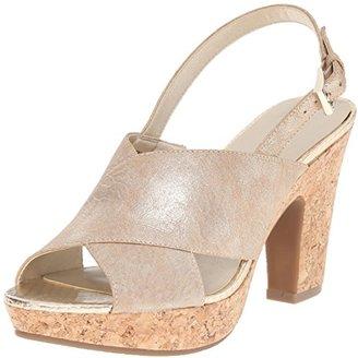 Bandolino Women's Mopina Platform Dress Sandal $27.99 thestylecure.com
