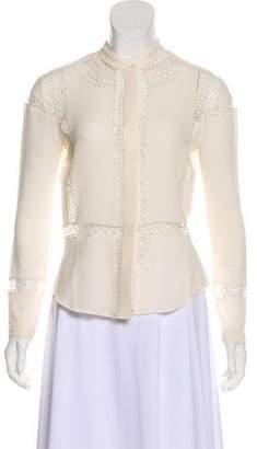 IRO Yumi Silk Blouse
