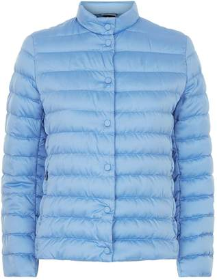 Max Mara Fitted Quilted Jacket