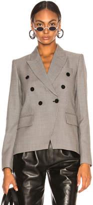 Stella McCartney Robin Double Breasted Blazer