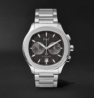 Piaget Polo S Chronograph 42mm Stainless Steel Watch