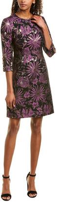 Trina Turk Moonrise Sheath Dress