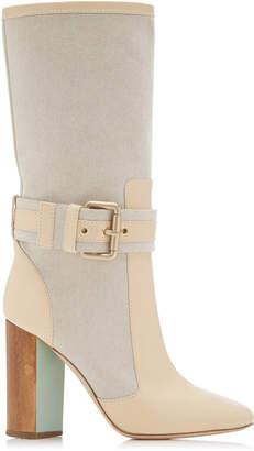 Malone Souliers x Roksanda Bernice Luwolt Leather Boots