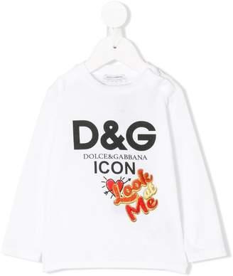Dolce & Gabbana Look at Me T-shirt