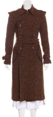 Junya Watanabe Wool Tweed Coat