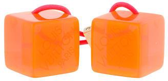 Louis VuittonLouis Vuitton Logo-Embellished Hair Cubes