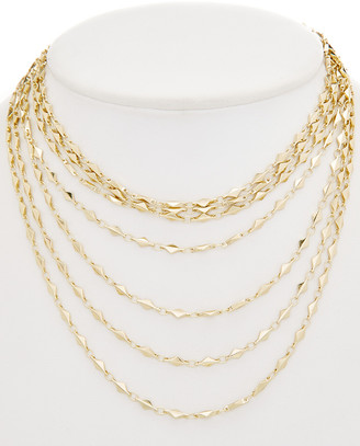 Rachel Reinhardt 14K Plated Necklace