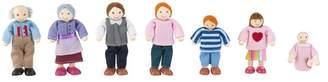 Kid Kraft Doll House Family