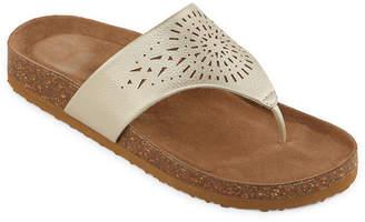Yuu Yuuphilis Womens Footbed Sandals